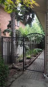 Metal Fence Gate Fence Gate 0615 0614 Metal Nongzico