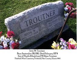 Irvin W. Troutner