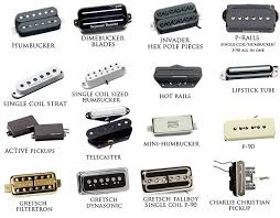 17 best ideas about guitar pickups 2017 guitar guitar pickup types
