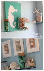 Bathroom Beach Accessories Beach Theme Bathroom Decor Diy Wall Decor Sail Beach Themed