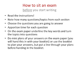 essay exam workshop btc essays what is an essay what does an  10 how to