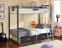 industrial style loft bed. Beautiful Industrial Twin Metal Bunk Bed 2  Industrial Inspired On Style Loft Bed T