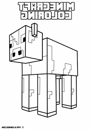 Minecraft Coloring Pages » Coloring Pages Kids
