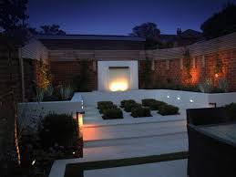 subtle lighting. Principle Consideration Because The Garden Can Be Seen From Upper Floors Of Next-door Terraced Houses And Discreet, Subtle Lighting Is Key.