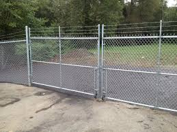chain link fence rolling gate parts. 51 Chain Link Fence And Gate Types Throughout Size 3264 X Rolling Parts