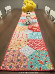 Layers+of+Charm+Table+Runner.JPG (1125×1500) | Quilts | Pinterest ... & DIY your photo charms, compatible with Pandora bracelets. Make your gifts  special. Make your life special! Layers of charm table runner free pattern Adamdwight.com