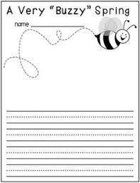 take your students on a nature walk to observe signs of spring spring writing for kindergarten