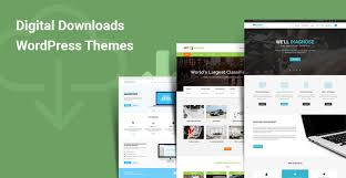 Theme Downloads Digital Downloads Wordpress Themes For Online Product Subscriptions