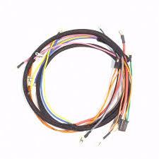 wire harnesses the brillman company Reproduction Auto Wire Harnesses at Wiring Harnesses For Tractors