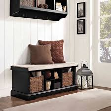 furniture for entryway. crosley furniture brennan entryway storage bench multiple colors for h