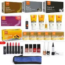 13 pc vlcc skin care kit get 14 pc makeup kit by belle paris kits home18