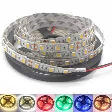 Dây ĐÈN LED 12 V 24 V 5050 SMD 60 LED/M Lightstrip 5 M 12