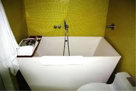 small bath shower combo tub awesome ideas soaker