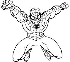 Collection Spiderman Coloring Pages Pdf Pictures