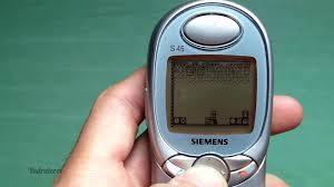 Siemens S45 retro review (old ringtones ...
