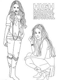 Small Picture high school musical coloring pages kids n fun 9 coloring pages of