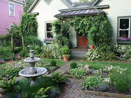 Small Picture Awesome Cottage Garden Fence Ideas with Beautiful Small Gate in