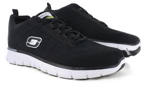 skechers shoes black mens. $59 for men\u0027s skechers flex advantage shoes black mens s