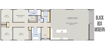 apartments, Home House Plans New Zealand Ltd Rectangle Bedroom Black Box  Modern Houseplans: rectangle ...