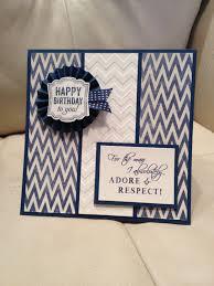 Handmade Birthday Card Designs For Husband Stampin Up Handmade Birthday Card For Husband Used