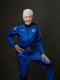 Wally Funk's 60-Year Journey Into Space ...