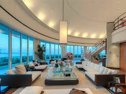 Living Room Bar Miami Pharrell Williams Miami Penthouse Is Up For 1099 Million