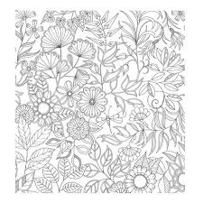 colouring book free coloring pages of my secret garden