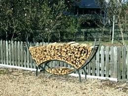 circular wood rack firewood round outdoor log for storage designs shed cover circular wood rack firewood