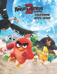 The Angry Birds Movie 2: 2021 – 2022 Cartoon Calendar – 18 months – 8.5 x  11 inch High Quality Images: Raimi, Sam: 9798715469403: Amazon.com: Books