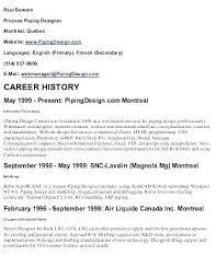 Piping Designer Resume Sample Mesmerizing Piping Designer Resume Penzapoisk