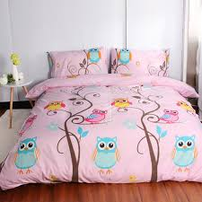 recommendations owl twin bed set fresh whole owl bedding sets size 2 duvet cover set for