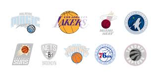 A graphic design history of the NBA - Anthony Morell - Medium