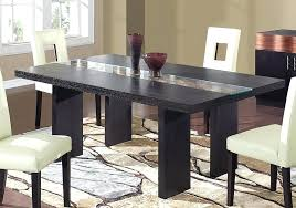 black wooden dining table lovely dark wood room chairs com in exquisite home furniture on from wood dining table with bench wooden room set dark