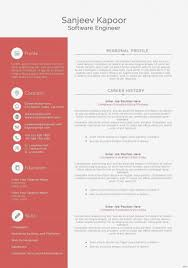 Software Developer Resume Samples 026 Software Engineer Resume 13 Template Ideas Developer