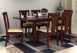 dining table 6 chairs india