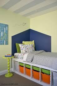 ikea diy twin storage bed