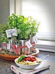 Kitchen Herb Garden Planter Grow Your Own Kitchen Countertop Herb Garden Hgtv