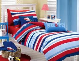 red and white striped sheet outstanding bed linen awesome boys striped bedding blue and white striped