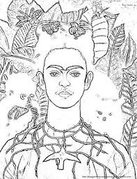 Small Picture 21 best Kahlo images on Pinterest Frida khalo Artists and