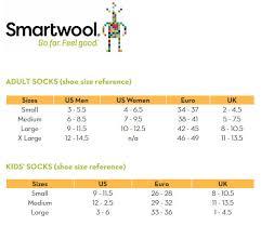 Smartwool Kids Socks Size Chart Smartwool Advanced Light Micro Sock