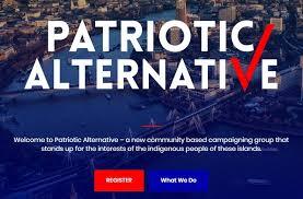 Image result for patriotic alternative uk