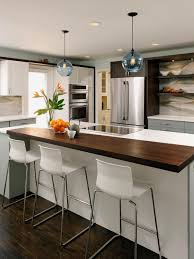 Island For A Small Kitchen Small Kitchen Island Ideas Pictures Tips From Hgtv Hgtv