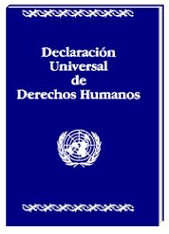 Resultado de imagen para Declaracion universal de los derechos humanos