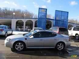 2007 Pontiac Grand Prix GXP Sedan in Liquid Silver Metallic photo ...