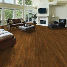 Home Depot Kitchen Flooring Options Trafficmaster Allure Ultra 75 In X 476 In Vintage Oak Cinnamon