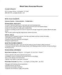Sale Associate Resume Sample Top Sales Associate Interview Questions