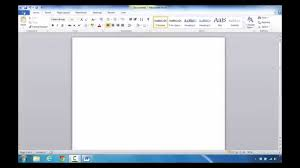 How To Find And Create A Resume Template In Microsoft Word 2010 ...