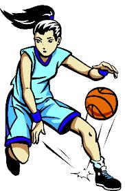 Image result for JH Girls Basketball clip art