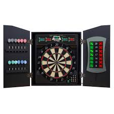 Dart Board Cabinet With Chalkboard Arachnid Cricketmaxx 50 Dartboard Cabinet Set Reviews Wayfair
