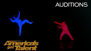 Dancers With Lights On America S Got Talent Pin On Americas Got Talent
